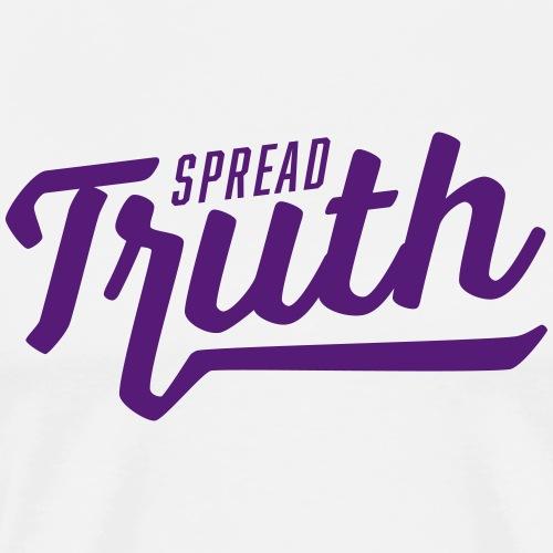 Spread Truth - Men's Premium T-Shirt