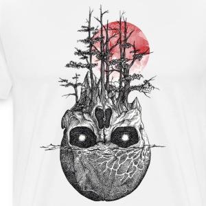The Hidden Death of Nature - Men's Premium T-Shirt
