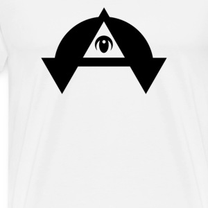 Anime World Eye - Men's Premium T-Shirt