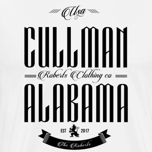 Cullman, AL - Men's Premium T-Shirt