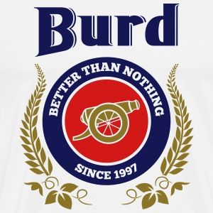 Burd - The Cannon OG - Men's Premium T-Shirt
