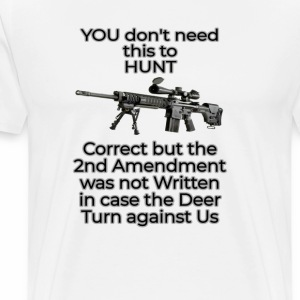 You say BAN It - Men's Premium T-Shirt