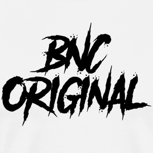 BNC Original (Danger/Black) - Men's Premium T-Shirt