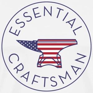 American Craftsman - Men's Premium T-Shirt