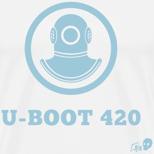 U Boot 420 - Men's Premium T-Shirt