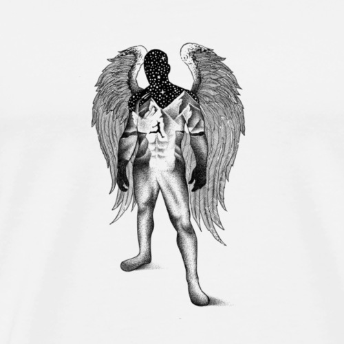 Angel Art - Men's Premium T-Shirt