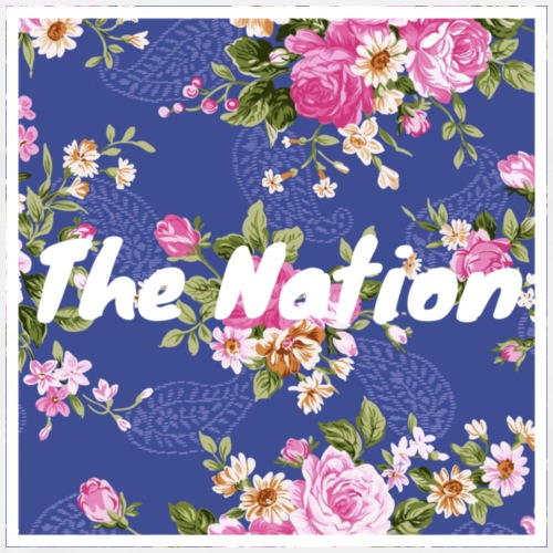 The Nation Floral 4 - Men's Premium T-Shirt