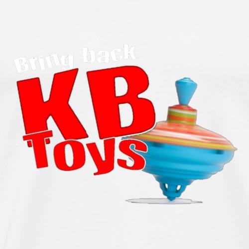 Bring Back KB Toys! - Men's Premium T-Shirt
