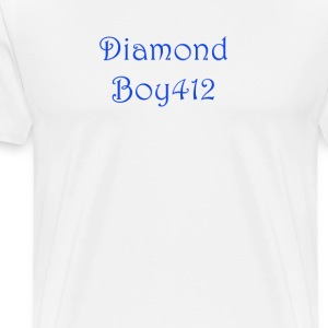 DiamondBoy412 - Men's Premium T-Shirt