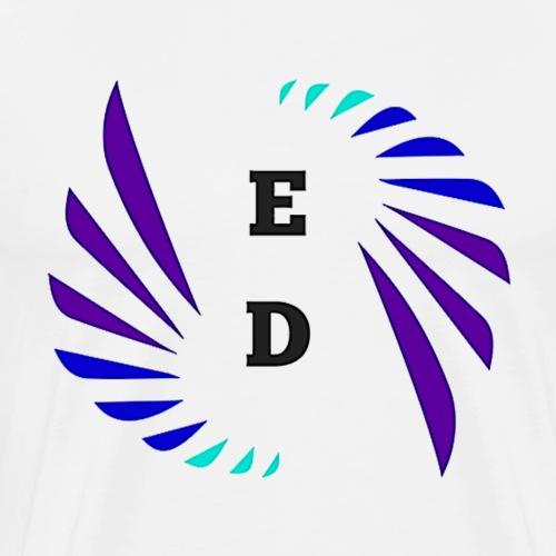 Entertainment Daily Logo - Men's Premium T-Shirt