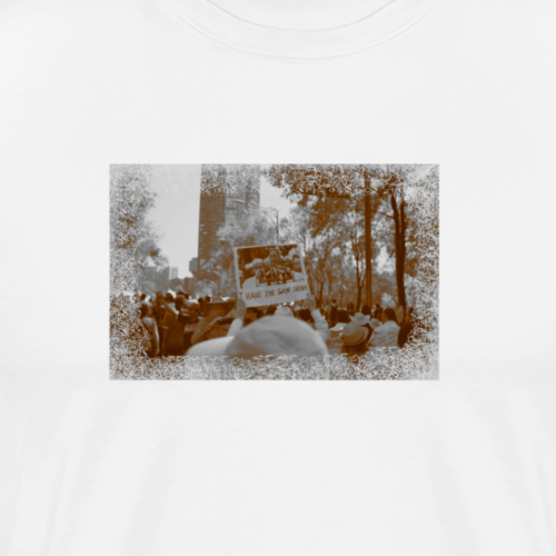 I Have The Same Dream (Retro) - Men's Premium T-Shirt