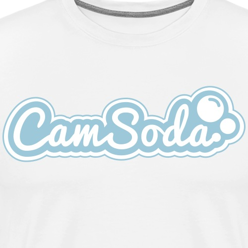 Camsoda - Men's Premium T-Shirt