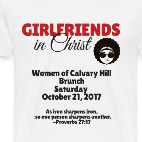 Kendria Revised - Men's Premium T-Shirt