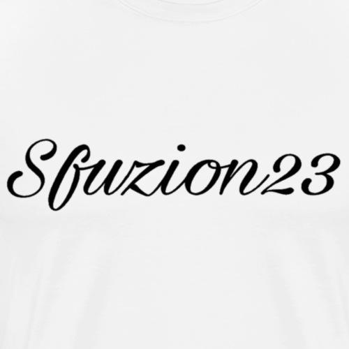 Sfuzion23 main - Men's Premium T-Shirt