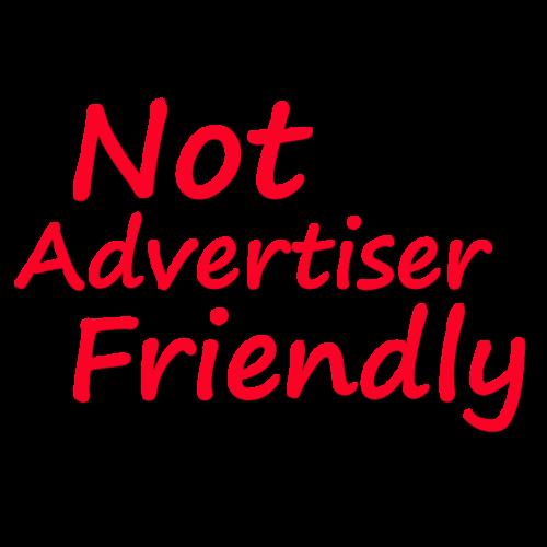 Not ADvertiser Friendly - Men's Premium T-Shirt