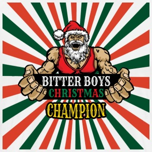 Bitter Boys Christmas Champion Shirt - Men's Premium T-Shirt