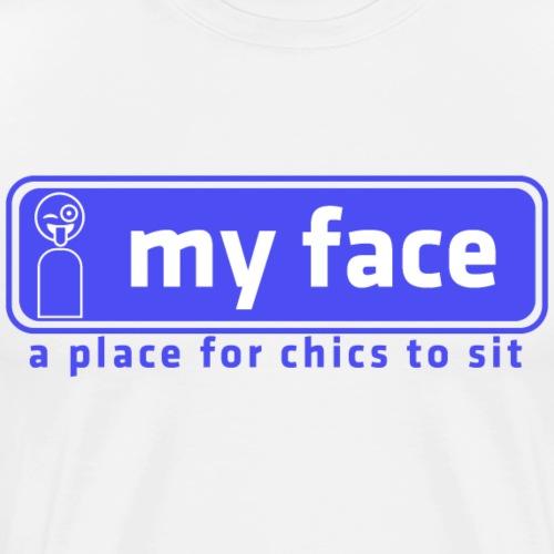Myface - Men's Premium T-Shirt