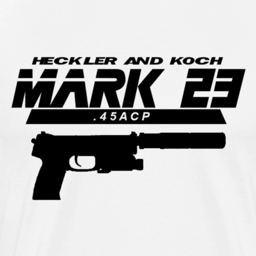 Mark 23 - Men's Premium T-Shirt