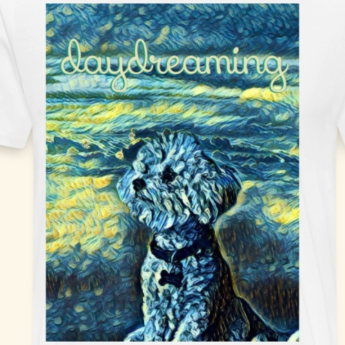 daydreaming - Men's Premium T-Shirt