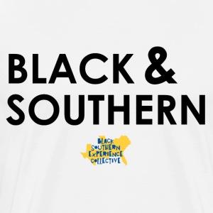 Black & Southern - Men's Premium T-Shirt
