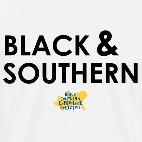 Black & Southern - Men's Premium T-Shirt