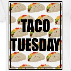 taco tuesday - Men's Premium T-Shirt