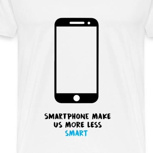 Smartphone VS Smart - Men's Premium T-Shirt