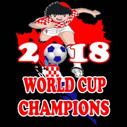 Croatia World Cup Champions 2018 - Men's Premium T-Shirt
