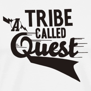 a_tribe_called_quest_black - Men's Premium T-Shirt
