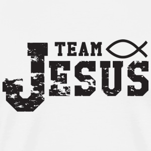 Jesus - Team Jesus - Men's Premium T-Shirt