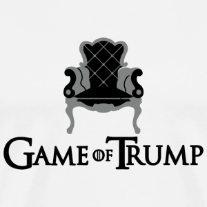 Donald trump - Game of Trump - Men's Premium T-Shirt