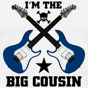 Cousin - i'm the big cousin - Men's Premium T-Shirt