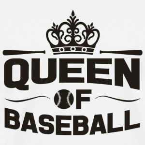 Baseball - Queen of baseball - Men's Premium T-Shirt
