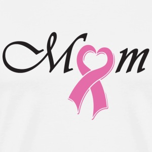 Cancer Mom Mothers day - T-shirt premium pour hommes