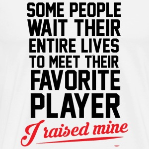 Favorite Player - My Favorite Player - Men's Premium T-Shirt