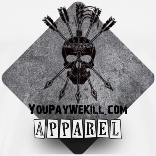 YPWK Logo 3 - Men's Premium T-Shirt
