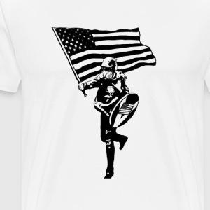 Shop material design t shirts online spreadshirt for T shirt design materials