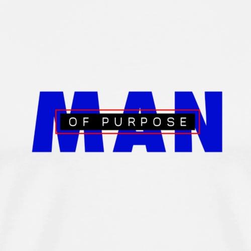 Man of Purpose - Men's Premium T-Shirt