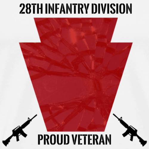 28th ID Veteran - Men's Premium T-Shirt