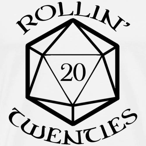 Rollin Twenties - Men's Premium T-Shirt