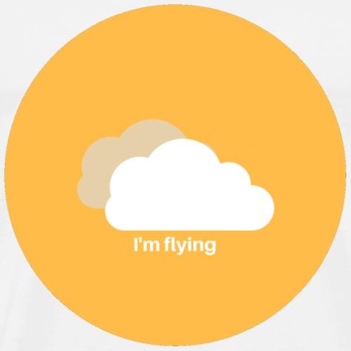 I'm flying - Men's Premium T-Shirt