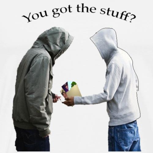 Meme Dealer - Men's Premium T-Shirt