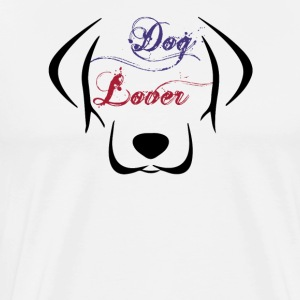 Dog Lover - Men's Premium T-Shirt