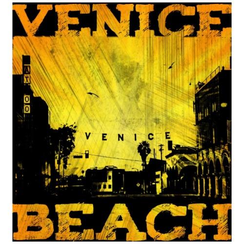 Venice Beach Rise - Men's Premium T-Shirt