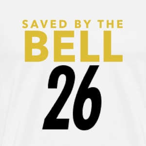 Pittsburgh Football Saved By The Bell - Men's Premium T-Shirt