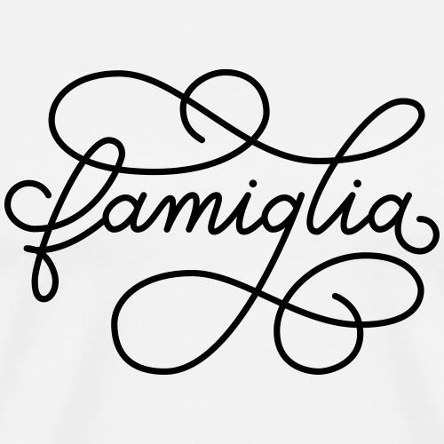 Famiglia - Men's Premium T-Shirt