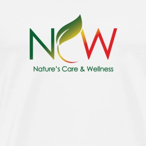 Ncw Big Logo - Men's Premium T-Shirt