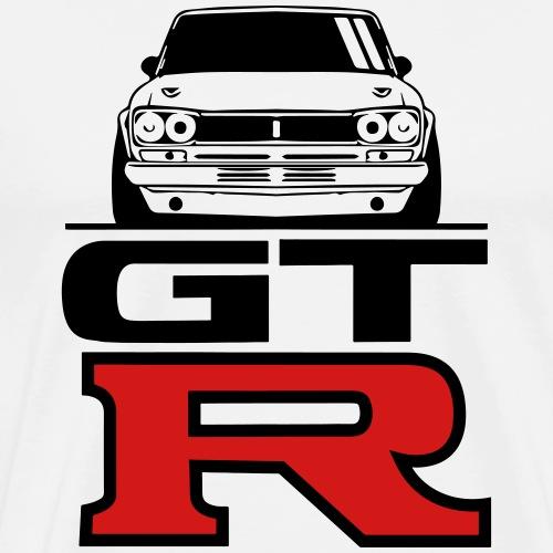 Datsun GTR - Men's Premium T-Shirt