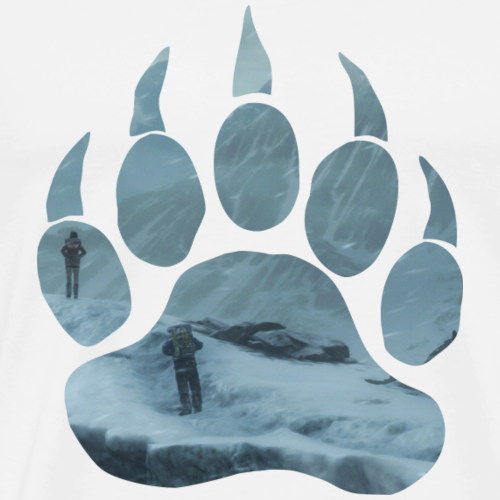 Lara Croft - Expedition - Men's Premium T-Shirt