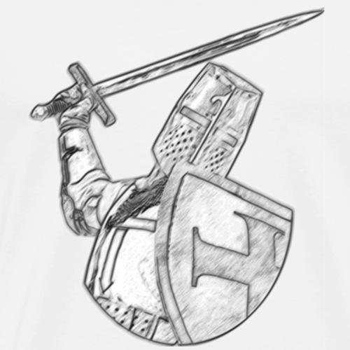 Crusader - Men's Premium T-Shirt